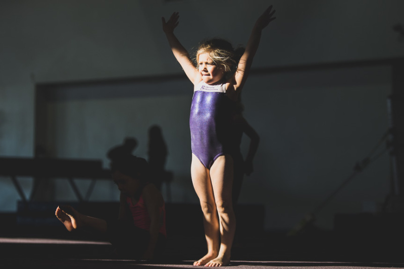Gymnastics & Ninja Fall 2018 Schedule